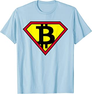 SALE - Bitcoin - The Super Crypto - HQ TShirt