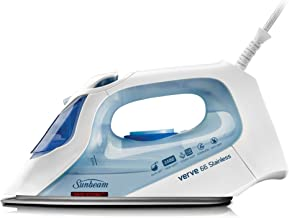 Sunbeam SR6650 Verve 66 Stainless - Shot & Spray Iron with A/Off 1 pc,Blue