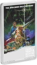 2020 NU Star Wars Square PowerCoin STAR WARS Empire Strikes Back 40th Anniversary 1 Oz Silver Coin 2$ Niue 2020 Proof