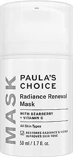Paula's Choice Radiance Renewal Night Mask with Arbutin and Niacinamide, Overnight Face Mask