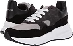 Oversized Bicolor Runner