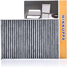 MIKKUPPA KT035 (CF10368) Premium Cabin Air Filter, Fits Audi A4, A6, RS4, RS6, S4, S6 - Replacement 4B0819439C