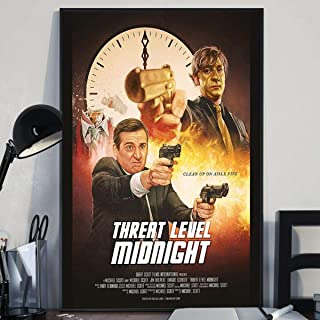 Threat Level Midnight Clean Up On Aisle Five Vertical Paper Poster No Frame (24 X 36)