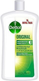 ديتول صابون سائل مضاد للبكتيريا لليدين , 1 لتر