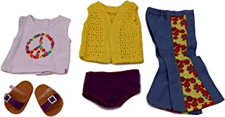 Best american girl julie meet outfit Reviews