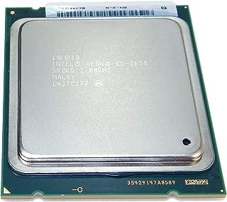Intel Xeon E5-2650 2.00/20/1600 8C 95W (SR0KQ-CO2) (更新)