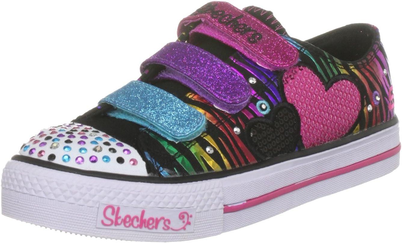 Skechers Twinkle Toes Shuffles - Triple