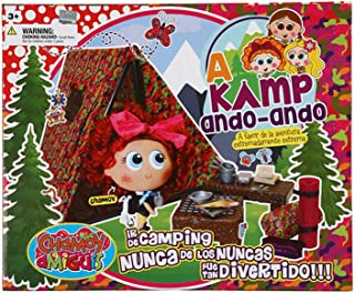 Distroller Neonate Nerlie Chamoy and Friends - Camping Set Kit - Mexico Ksi-Merito Exclusive