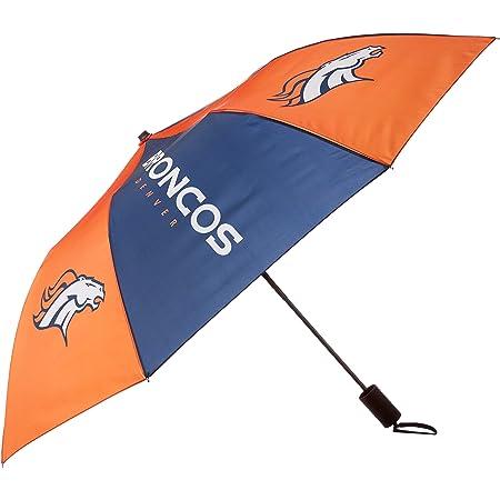 NFL Denver Broncos Team Logo Umbrella, Team Color, One Size