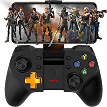 Mobile Game Controller for PUBG & COD, Megadream Wireless Key Mapping Shooting Fighting Racing Gamepad Joystick for Androi...