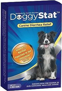 DoggyStat Dog Diarrhea Treatment - Anti-Diarrhea Supplement for Dogs (5 Grams), All Natural, Stops Diarrhea & Upset Stomach, Firms Stool, Veterinarian Tested, More Effective Than Dog Probiotics