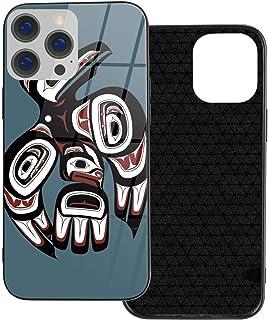 Phone Case Raven First Nations Art Designed for iPhone 12/12 Pro/12 Pro Max /12 Mini TPU Bumper Protective Case Soft Flexi...