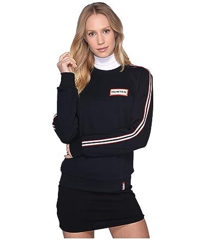 Hunter Original Campus Sweatshirt (Black) Women