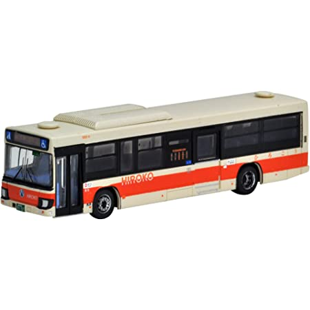 トミーテック ジオコレ 全国バスコレクション JB050 広島交通 いすゞエルガ ノンステップバス ジオラマ用品 (メーカー初回受注限定生産)