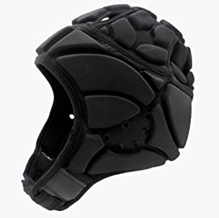 Tychon Premium Soft Padded Headgear - Protection Scrum Cap for Youth & Adults - Soft Helmet for Flag Football 7 on 7, Rugby Sports & Seizures - Head Protective Helmet Fall Protection