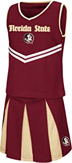 Colosseum Youth NCAA-Girls Team Cheer Set