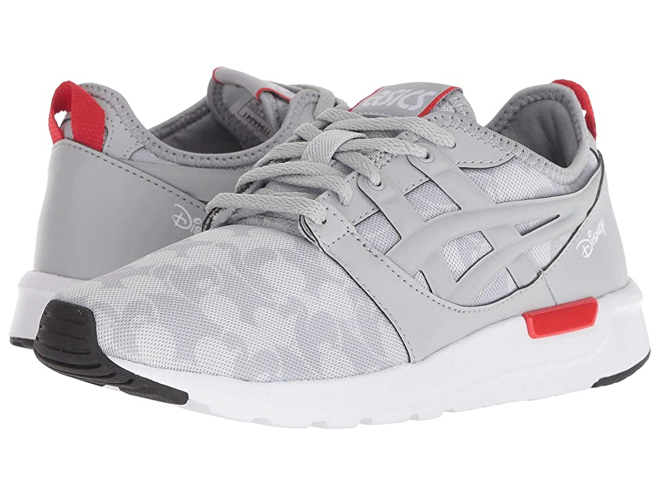ASICS Kids Tiger Gel-Lyte Hikari Mickey Mouse (Big Kid) (Mid Grey) Kids Shoes