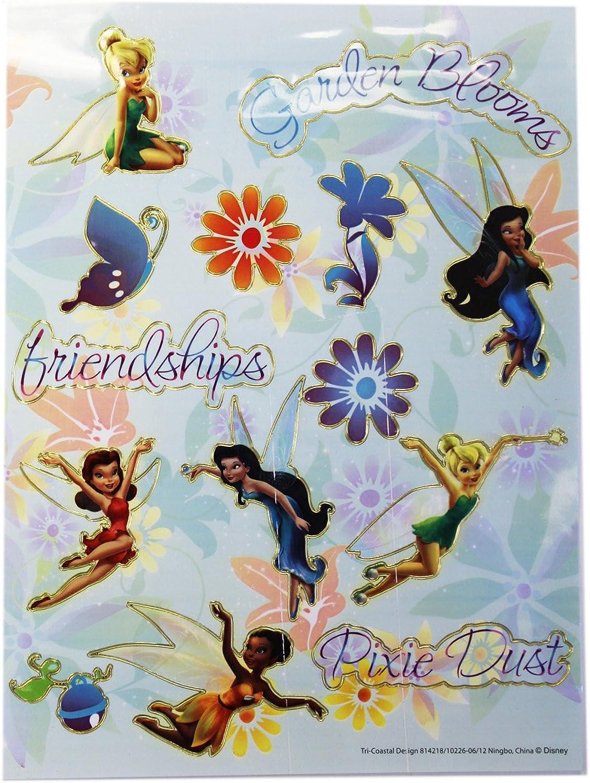 Tinkerbell Sticker Set  Kids Stickers Sheet