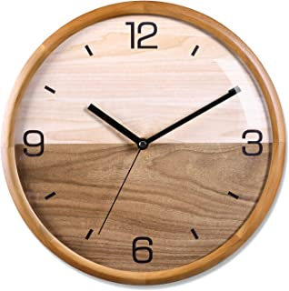 Kesin Wall Clock Wood 12