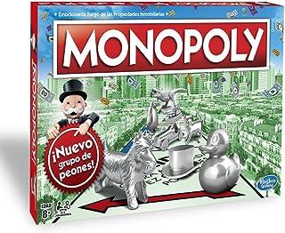 comprar comparacion Monopoly - Clásico, Edad recomendada: a partir de 8 años (Hasbro C1009105)
