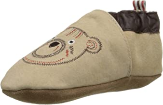 Robeez Mr.Bear Crib Shoe (Infant)