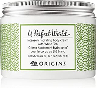Origins A Perfect World Intensely Hydrating Body Cream with White Tea - 200ml/7oz
