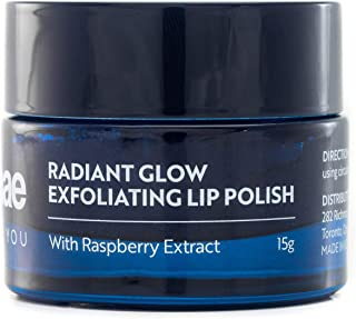 Sponsored Ad - Korean Lip Scrub - Natural Gentle Lip Exfoliation With Sugar Crystals And Raspberry Extract - By Saranghae