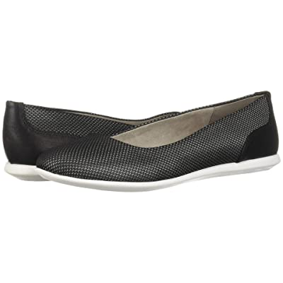 A2 by Aerosoles Pay Raise (Black Fabric) Women
