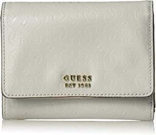 GUESS womens Tamra Small Trifold Wallet