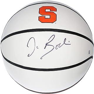 Autographed College Basketballs Cassius Winston Autographed Baden Brown MSU Logo Basketball