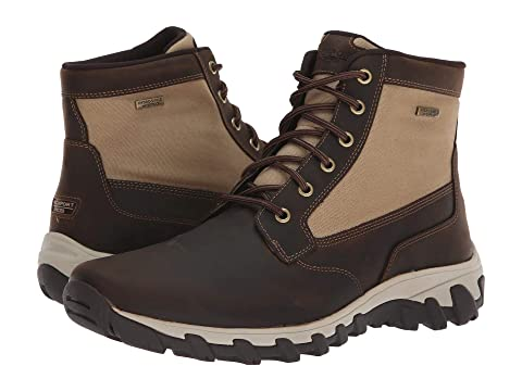 4c463f441886 Rockport Cold Springs Plus Waterproof Mid Boot at Zappos.com
