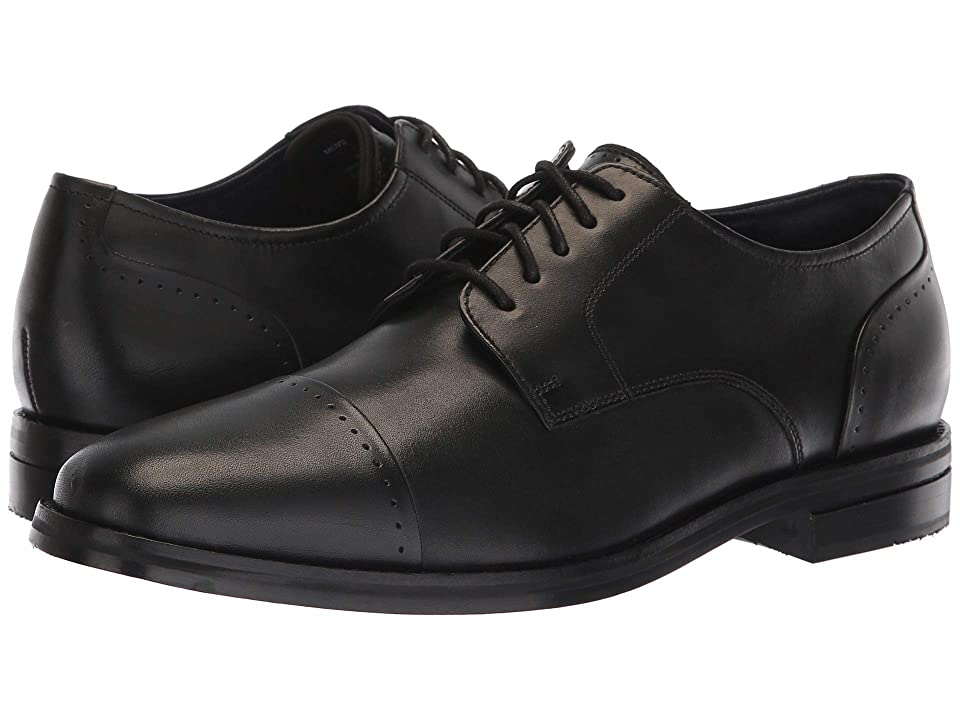 Cole Haan Giraldo Grand 2.0 Cap Toe Oxford (Black) Men