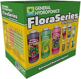 general hydroponics flora series performance pack
