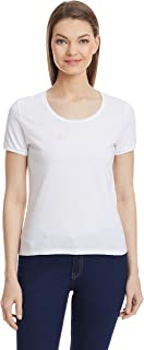 United Colors of Benetton Women's Solid T-Shirt