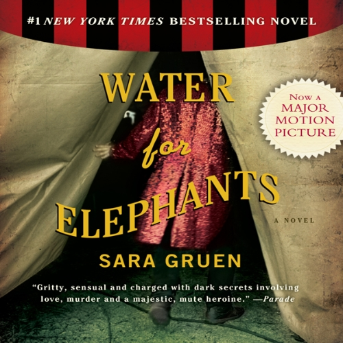 Water for Elephants Audiobook By Sara Gruen cover art