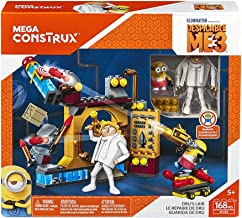 `Limited` Mega Construx `Dru`s Lair` Despicable Me 3 Building Set