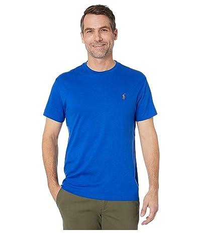 Polo Ralph Lauren Classic Fit Soft Cotton T-Shirt (Pacific Royal) Men