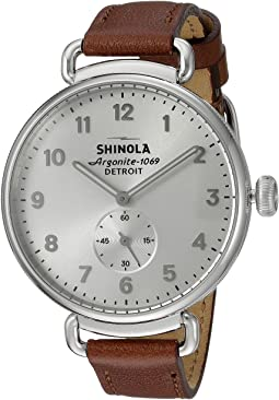 Shinola Detroit The Canfield 38mm - 20001935
