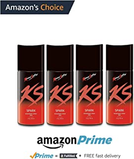 Kama Sutra Spark Deodorant Spray Men