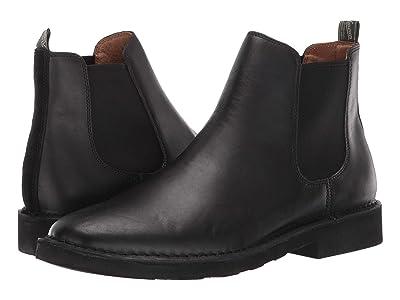 Polo Ralph Lauren Talan Chelsea (Black Leather) Men