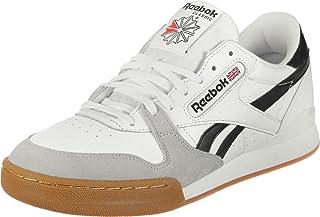 Reebok Scarpe Sneakers Phase 1 PRO Uomo Bianco CN3401-WHITE/BLACK/SNOW