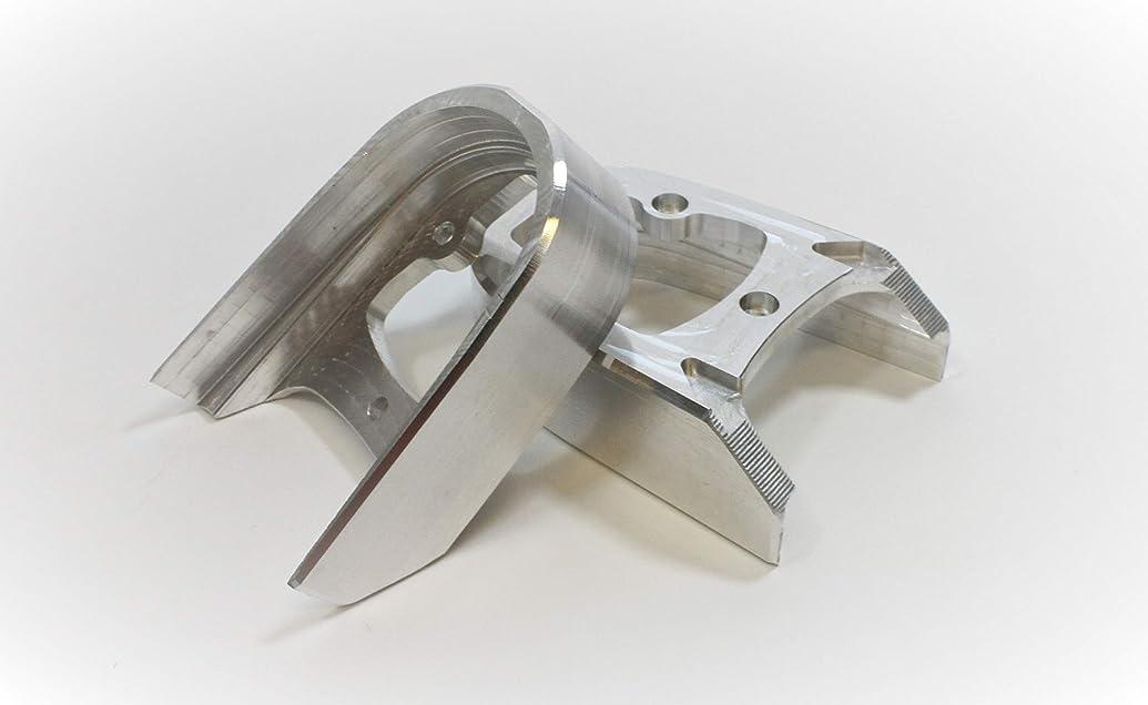 補正バリケードデッキSkate Kastle アルミニウム ブーステッドボード スキッドプレートセット