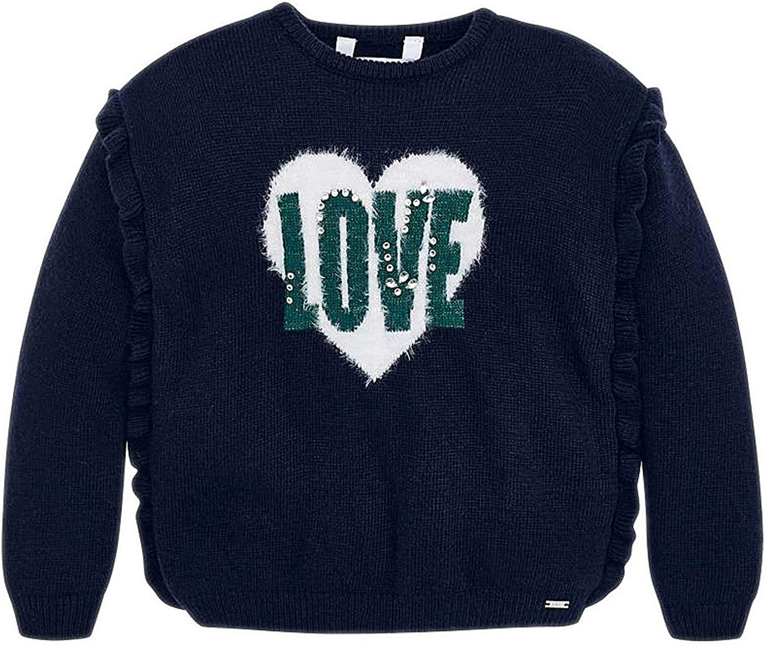 Mayoral - Sweater for Girls - 4304, Navy