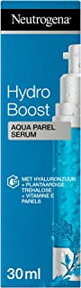 Neutrogena Hydro Boost Aqua Parel Serum, met hyaluronzuur en vitamine E parels, voor de vermoeide huid met direct zichtbaa...