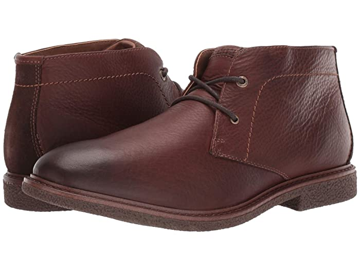 Lucky Brand  Boone (Chocolate Full Grain) Mens Boots