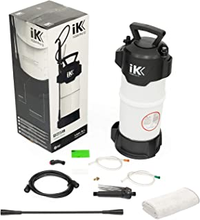 The Rag Company - iK Foam Pro 12 Pump Sprayer with Premium Microfiber Towel
