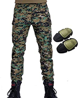 digital woodland pants