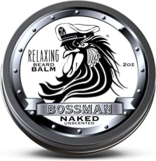 Bossman Beard Balm (Naked)