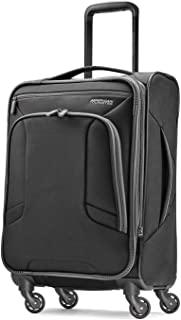 4 Kix Expandable Softside Luggage with Spinner Wheels,...