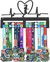 WEBIN Medal Hanger voor Runner,Marathon Medals Display Rack,Running Medal Holder,Sport Awards Hangers,Metalen Houders